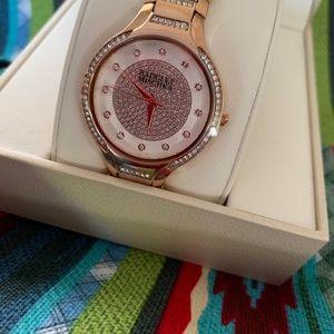 Badgley Mischka Rose Gold Watch